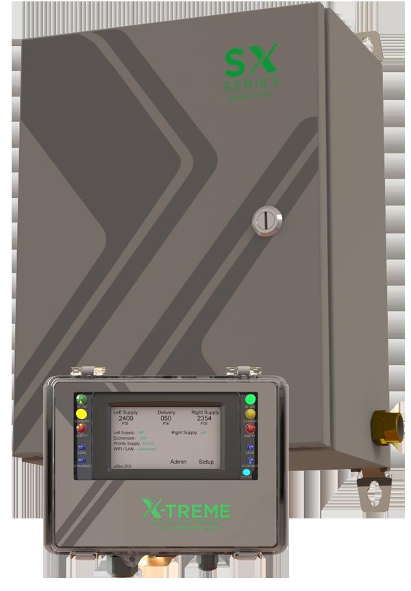 X-Treme SX Series Fully Automatic Brass Manifold